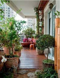 Small Picture Small balcony beautiful garden design ideas YouTube