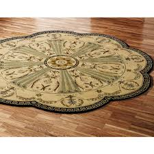 image of creative 8 round rugs