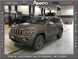 2019 Jeep Grand Cherokee for Sale in Milwaukee, WI 53225 ...