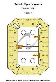 Sports Arena Seating Chart Toledo Sports Arena Tickets And Toledo Sports Arena Seating