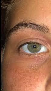 Dark Brown To Light Brown Eyes My Mom Has Blue Grey Eyes My Dad Has Dark Brown Eyes And My