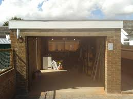 open garage doorSectional Garage Doors Maximise Opening  Garage Door Company Grantham