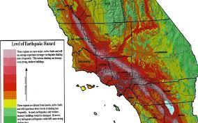 Featured Maps Plate Tectonics Earthquakes