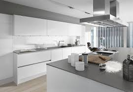 siematic s2 in lotus white from the pure style collection with stonedesign countertop appearing 1 cm