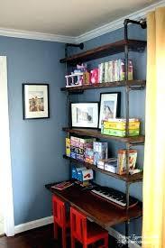 shelves for room boys decor ideas industrial pipe and desk teen homeland shelving kids decorating cookies creative shelf ideas bookshelf for kids