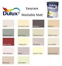 washable paint for wallsDulux Easycare Matt Emulsion Paint  Tough  Washable for Walls
