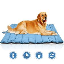 outdoor dog mat waterproof pet bed portable pet house soft comfortable dog beds for large dogs cod