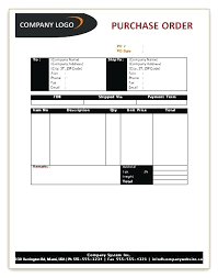 Free Purchase Order Template Word Best Purchase Order Template Word Lpo C48 Aasteco