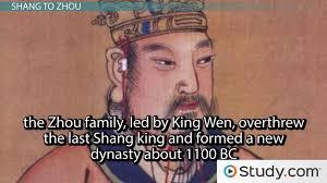 Ancient China  Shang  amp  Zhou Dynasties   Video  amp  Lesson Transcript