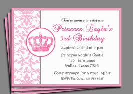 24 princess invitation template ctsfashion com extraordinary princess invitation template in modest birthday