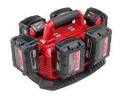 new milwaukee tools. milwaukee® powers up the jobsite with new six pack sequential charger milwaukee tools