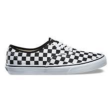 vans authentic. checkerboard authentic vans e