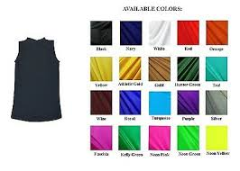 Boys Sleeveless Solid Compression Shirt Fabric Nwot 14 00