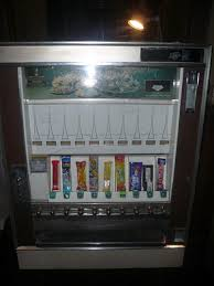 Old Candy Vending Machine Adorable The Bewitching Town Of 'Eastwick' Staying In