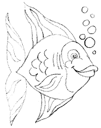 Free Fish Coloring Pages At Getdrawingscom Free For Personal Use