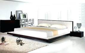 modern king bed contemporary platform frame with storage beds swan size b29