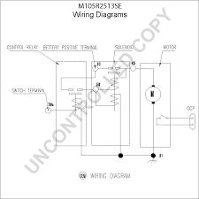 d61 wiring diagram prestolite leece neville m105r2513se wiring diagram