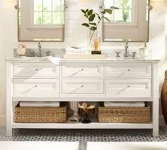 Classic 72 Double Sink Vanity Pottery Barn Bathroom Vanity Pottery Barn Bathroom Bathroom Design