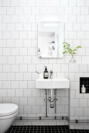 Best 25+ White tile bathrooms ideas on Pinterest | Black bathroom ...
