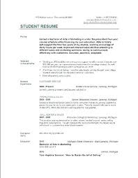 Resume Outline Templates – Eukutak