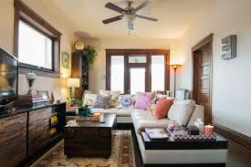 bloomingdales furniture with eclectic family room also area rug ceiling fan glass door lamps letter on wall media cabinet my houzz side table sofa sofa