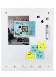 Modern Memo Board Jot scribble note pin post hang This sleek modern memo 38