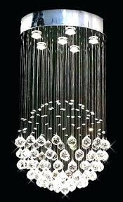 crystal chandeliers under 100 modern contemporary chandelier rain drop chandeliers lighting with crystal x silver