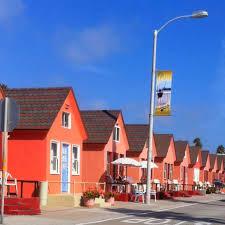 Beach Cottages, Oceanside, CA