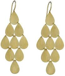 at ylang 23 irene neuwirth signature large teardrop chandelier earrings yellow gold