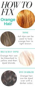 Wella Toner For Orange Hair Chart Toners For Orange Bleached Hair Il Studio Com