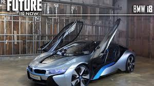 BMW i8 Supercar Concept Car In-Depth – New BMW i8 Future Car ...