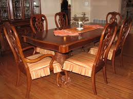 dining table chair covers. Covering Dining Room Chair Cushions Alliancemv Com Cleaning Table Marvelous 97 On Glass Covers T