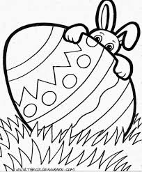 Coloring Pages Best Easter Bunny Coloring Pages For Kids Tocoloring