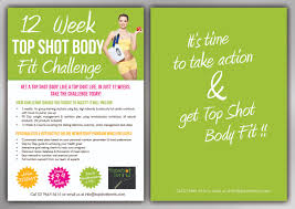 elegant playful nutrition flyer design for a pany by next k