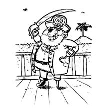 Piraten En Zeerovers Kleurplaten Wel 30 Leuk Voor Kids
