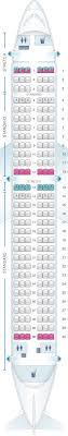 Seat Map Airbus A320 320 V1 Frontier Airlines Find The