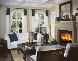 image of area rugs for dark hardwood floors with fireplace