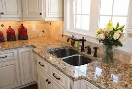 giallo ornamental granite countertops add elegance in the kitchen kitchen 29 35