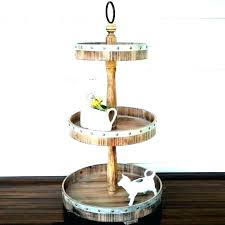 3 tier tray three tier serving tray wooden tiered tray 3 tier tray stand metal and