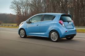 2014 Chevrolet Spark EV Rated At 82 Miles Of Range, 119 MPGe