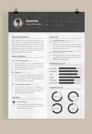 Resume Design Online 93 Best Resume Designs Images On Pinterest