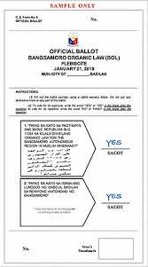 sample bol file bol ballot sample basilan except isabela city jpg wikimedia