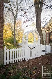picket fence gate with arbor. Arbor-lattice-picket-wood-pvc-gate-fence-ric-14 Lr Picket Fence Gate With Arbor