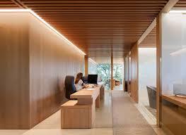 award winning office design. 2015 Wood Design Award Winners Announced,Venture Capital Office / Paul Murdoch Architects + Simpson Winning T