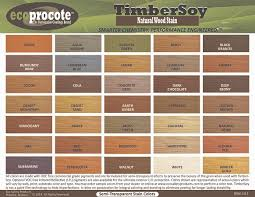 Oak Stain Color Chart Natural Wood Color Chart Mycasinosite Info