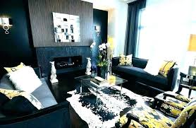 living room ideas gold walls navy blue and rose bl