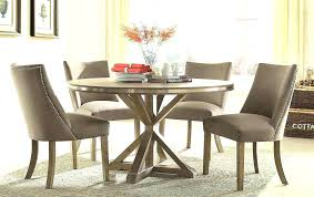 ideal glass dining room table and chairs y9157371 round dining table set for 6 medium size