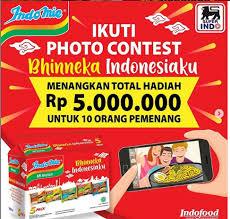 Kontes Foto Indomie Bhinneka Indonesiaku di Super Indo ...