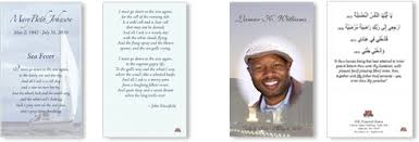 Funeral Prayer Cards Journey Of Life On Demand Printing Of Custom Funeral Programs