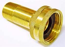 brass female swivel garden hose thread